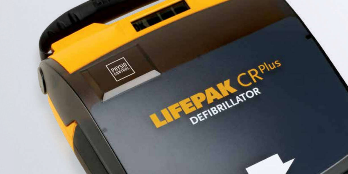 Lifepak CR Plus slideshow